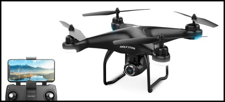 Holy Stone HS120D GPS Drone - Best Drone With Camera
