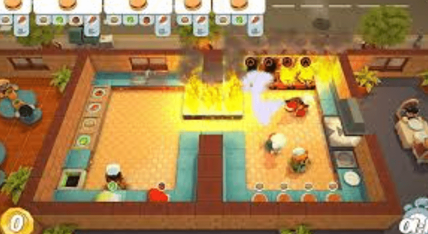 Overcooked 2 (Switch)